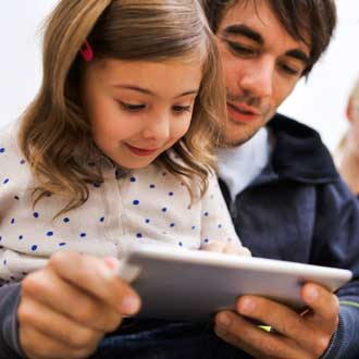 Children and Media: Tips for Parents