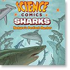 Science Comics: Sharks book cover