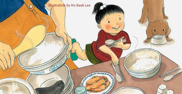 Explore Korea with Picture Books