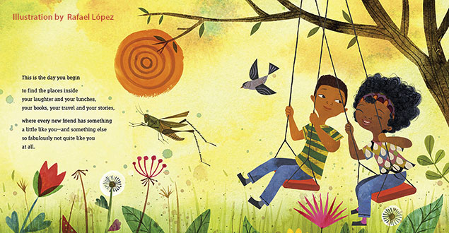 10 beautiful new picture books for September
