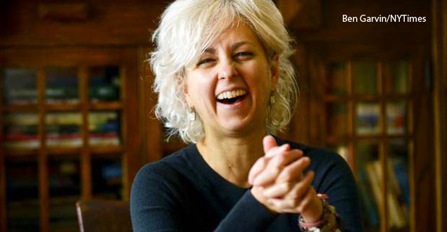 Our video interview with Kate DiCamillo