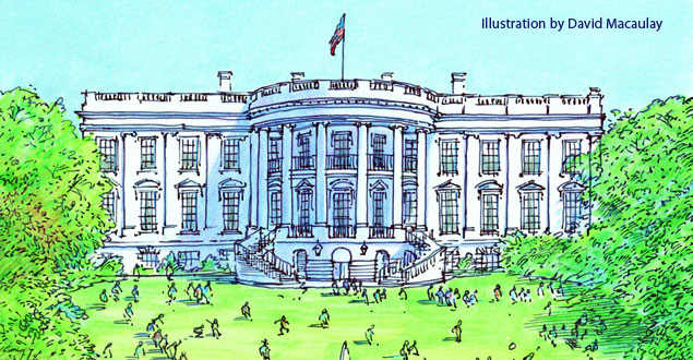 Learn about the White House, voting, and some of the people who helped grow this country.