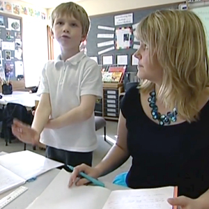 Writing Conferences | Classroom Strategies | Reading Rockets