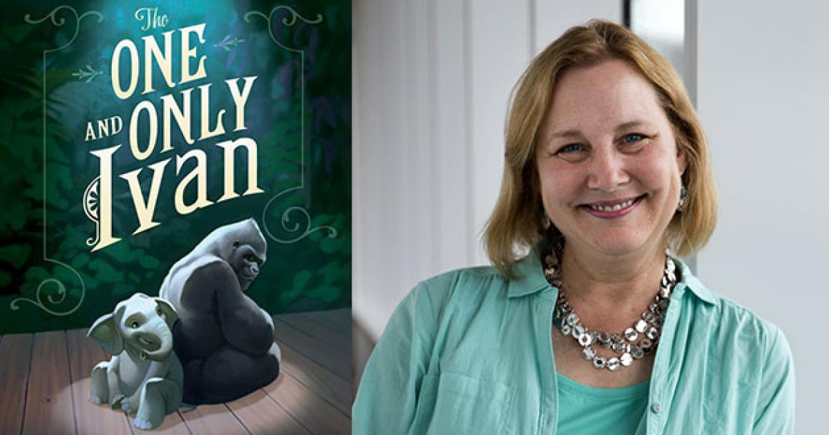 A video interview with Katherine Applegate | Reading Rockets