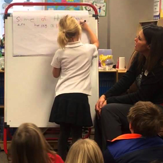 Extending Interactive Writing Into Grades 2–5