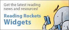 Reading Rockets widgets