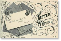 Take a Letter: Citizen Writer writing challenge